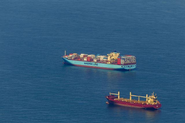 cargo ships 19 September 2016