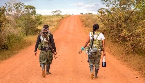 FARC guerrillas (Action Press/REX/Shutterstock)