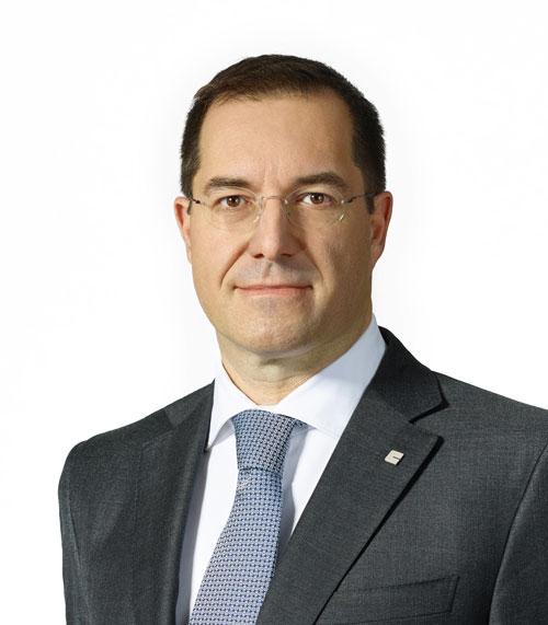 Patrick Jany CFO Clariant
