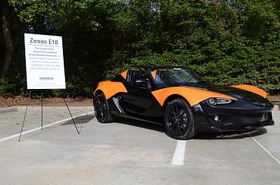 Zenos E10 sports car