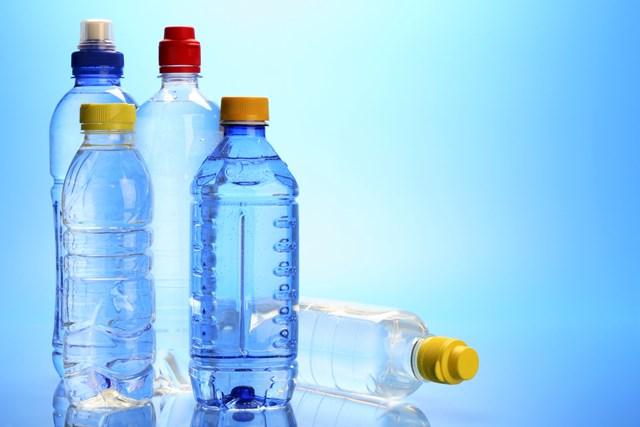 Plastic water bottles 16 December
