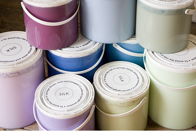 VAM goes into paints and industrial coatings