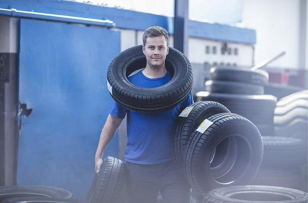 Car tyres 12 April