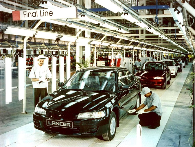 India car manufacturing plant 3 May