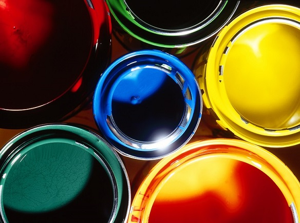 Paint cans 14 June