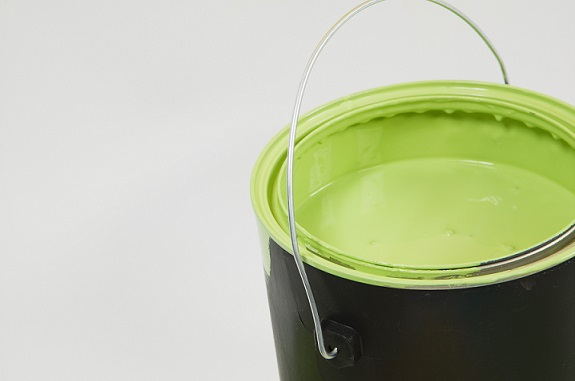 green paint 10 July