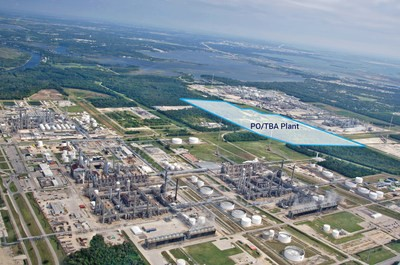 LyondellBasell PO, TBA plant in Texas