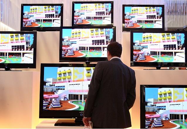 TV LCD screens 27 July