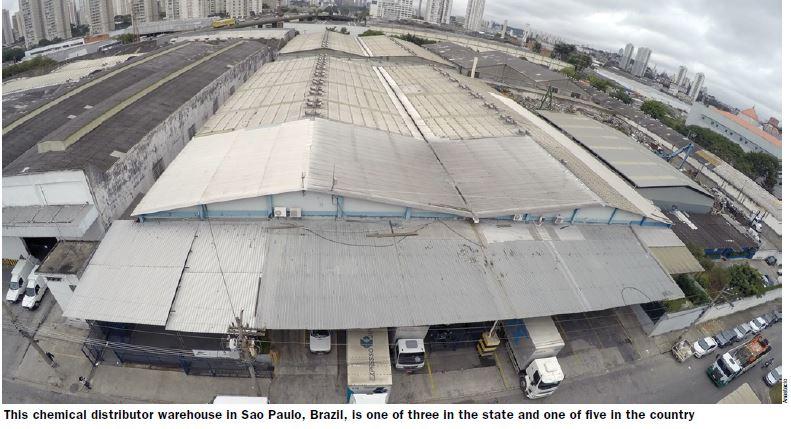 Anastacio warehouse