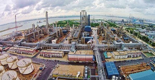 Singapore JAC plant 28 August