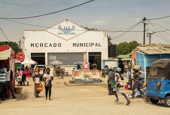 A municipal market in Vilanculos, Mozambique. Source - Design Pics Inc, REX, Shutterstock