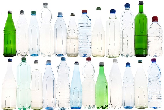 PET bottles 21 September