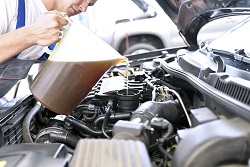 Motor oil is made with base oils SOURCE: WestEnd61/REX/Shutterstock