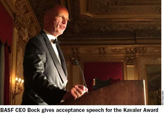 Bock speech