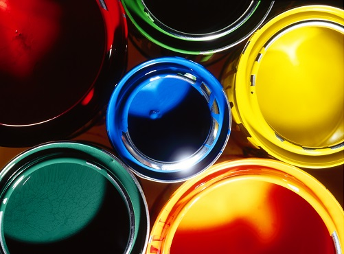 cans of paint 13 October