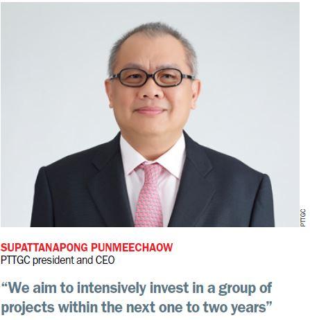 PTTGC CEO