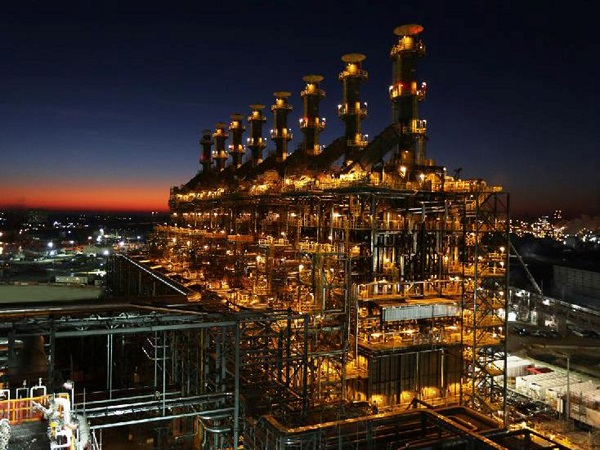 ExxonMobil Baytown Cracker