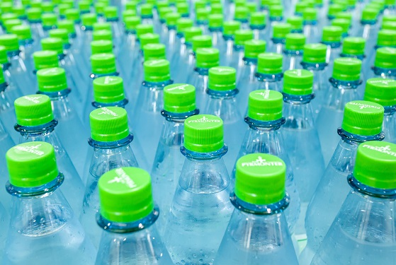 Europe PET polyethylene terephthalate spot shortage