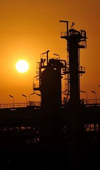 South Pars Special Economic Energy Zone, Iran - 14 Aug 2010
